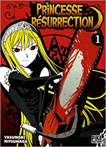 Princesse Résurrection Edition simple Tome 1