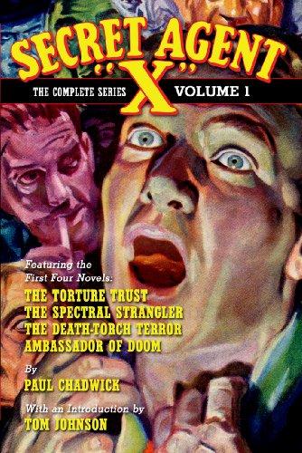 "Secret Agent ""X"" – The Complete Series Volume 1"