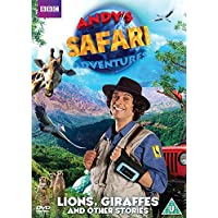 Andy's Safari Adventures: Lions, Giraffe & Other Adventures