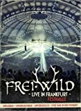 Frei.wild-Live In Frankfurt (2 DVD+2 CD) [(2 DVD+2 CD)] [Import anglais]