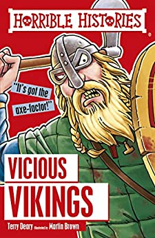 Horrible Histories: Vicious Vikings by [Deary, Terry]