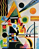 Posters: Vassily Kandinsky Poster Reproduction - Balancement, 1925 (50 x 40 cm)