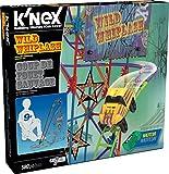 K 27Nex KNEX Wild Whiplash Roller Coaster Building Set