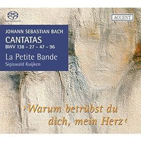 Bach: Cantates (Int�grale, volume 12)