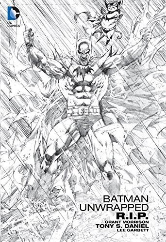Batman: R.I.P. Unwrapped HC by Grant Morrison (2015-11-26)