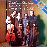 Schubert: Quartet No. 15, D. 887 / Mozart: Adagio and Fugue K. 546 [Vinyl LP] [Schallplatte]