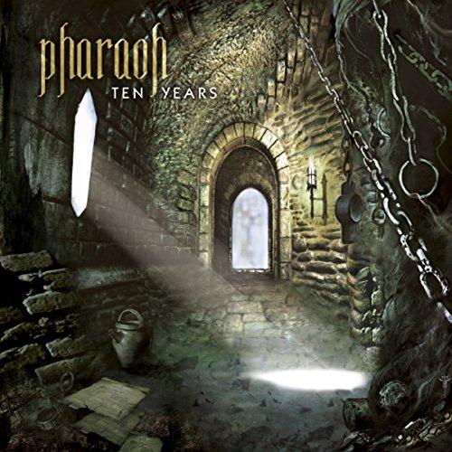 Pharaoh: Ten years (Audio CD)