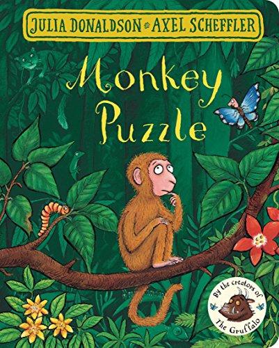 Monkey Puzzle por Julia Donaldson