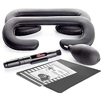 KIWI design VR Coussin pour HTC Vive, Remplacement du masque pour les yeux en mousse pour HTC Vive 10/ 6mm avec des kits…