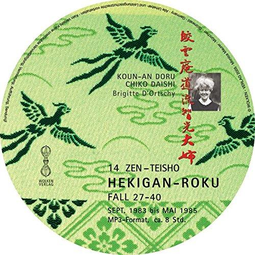 HEKIGAN-ROKU - 14 Zen-Teisho . Fall 27-40. CD (MP3) . Die blaugrüne Felswand Zen-mp3-fall