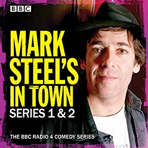 Mark Steel's In Town - Series 1 & 2