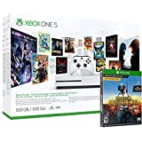 Pack Xbox One S 500Go 3M Game Pass + 3M LIVE + PlayerUnknown's Battlegrounds