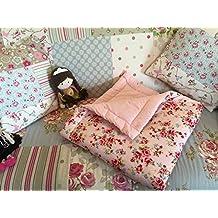Rosa Shabby Chic rosa–suave acolchado–Felpudo