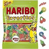Haribo - Favoritos - Caramelos de Goma Pica Sour - 90g