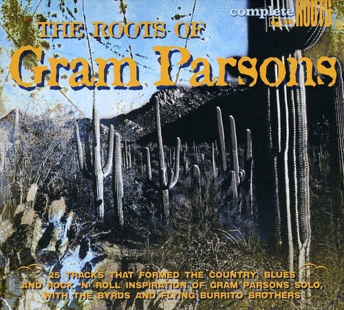 The-Roots-Of-Gram-Parsons-Various-Artists-Audio-CD-F7t