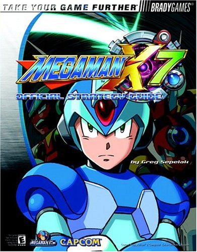 Mega Man? X7 Official Strategy Guide