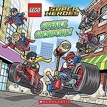 Sidekick Showdown! (Lego Dc Super Heroes)