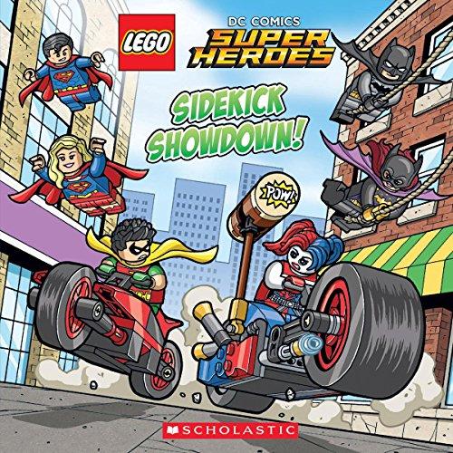 LEGO DC Comics Super Heroes: Sidekick Showdown! Cover Image