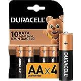 Duracell AA batteri (4 stycken)