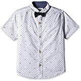Donuts Baby Boys' Shirt (269936303 WHITE 18M HS)