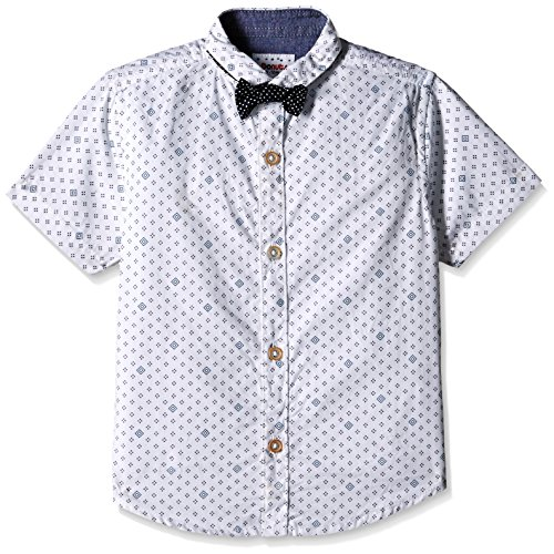 Donuts Baby Boys' Shirt (269936303 WHITE 06M HS)