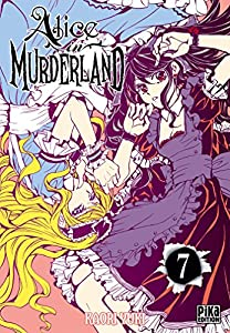 Alice in Murderland Edition simple Tome 7