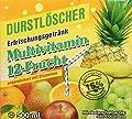 WeserGold Multi-Vitamin, 12er Pack (12 x 500 ml)
