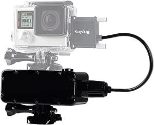 Suptig 5 200 Mah Wasserdichte Powerbank Für Gopro Hero Kamera