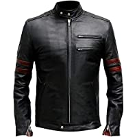 Leather Retail®Wolverine Faux Leather Jacket