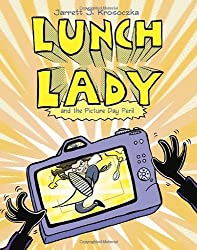 Lunch Lady and the Picture Day Peril by Jarrett Krosoczka (2012-09-11)