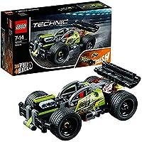 LEGO Technic 42072 - Zack, Set für geübte Baumeister