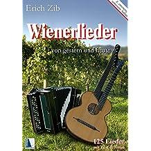 Wienerlieder von gestern und heute (Band 1, Neuauflage)