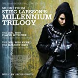 Image of Stieg Larsson's Millennium Trilogy