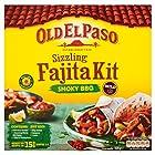 Old El Paso Smoky BBQ Fajita Dinner Kit, 500g