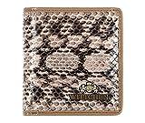 Wittchen Elegante Geldbörse Damen/Geldbeutel Portemonnaie aus Leder 9.3x10cm 19-1-065-B