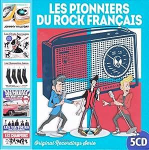 Les Pionniers du Rock Français