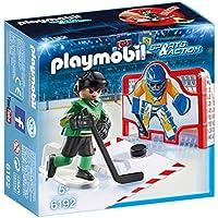 Playmobil - Portería de hockey sobre hielo (61920)