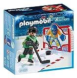 Playmobil 6192 - Allenamento Hockey su Ghiaccio, Multicolore