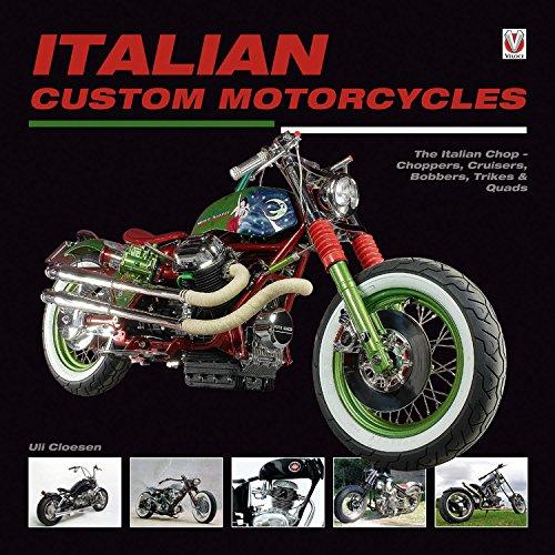 Italian Custom Motorcycles  Choppers-cruisers-bobbers-trikes d030c9b2665c