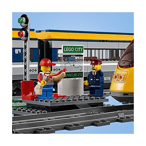 LEGO City - Treno Passeggeri, 60197 5 spesavip