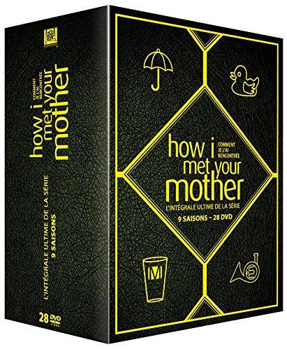 How I Met Your Mother : L'intégrale ultime de la serie - 9 Saisons [Édition Limitée], DVD/BluRay