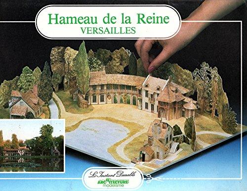 The Hameau de la Reine (Versailles) in France (Detailed Architectural Paper Model