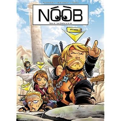 Noob Tome 04: Les crédits ou la vie