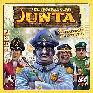 Junta - Board Game - English