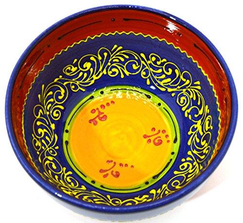 bol-n2-cuenco-piatto-fondo-in-ceramica-fatto-e-dipinto-a-mano-con-decorazione-barcelona-19-cm-x-19-c