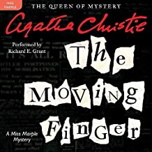 The Moving Finger (Miss Marple Mystery, Band 3)