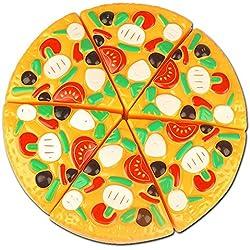 Mackur Kind Küche Simulation Pizza Party Fast Food Spielzeug Pretend Abendessen Play Spielzeug Lebensmittel 1