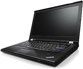 Lenovo ThinkPad T420 14 Zoll, Intel Core i5, 2.5GHz, 8GB RAM, 500GB HDD, DVD Multi, WLAN, UMTS, Webcam, W10Pro (Zertifiziert und Generalüberholt)