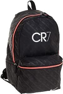 Nike Kinder CR7 Backpack Youth Rucksack, Black, One Size