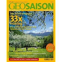 GEO Saison/33x Frühling